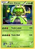 Toxic Citron