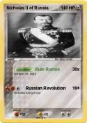 Nicholas II of