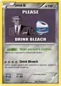 Drink B.