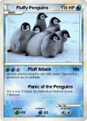 Fluffy Penguins