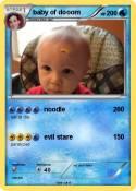 Pokémon Baby Noodle Papyrus Noodles My Pokemon Card