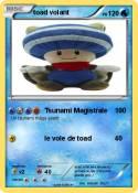 toad volant