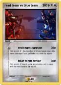read team vs