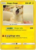 Angry Doge