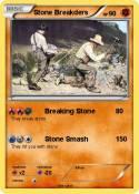 Stone Breakders