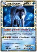 Loup d'legende