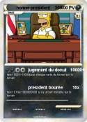 homer president