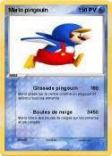 Mario pingouin