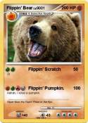 Flippin' Bear
