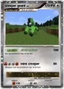 creeper geant