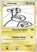 cheese guy