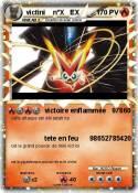victini n°X EX