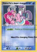 Pinkie Pie's