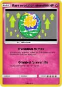 Rare evolution
