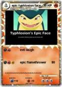 epic typhlosion