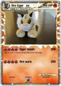 fire tiger ex
