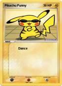 Pikachu Funny