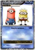 spongebob and