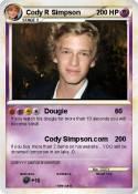 Cody R Simpson