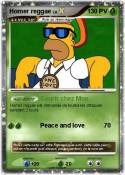 Homer reggae