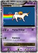 Nyan Orange