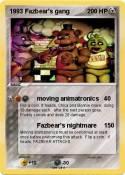 1993 Fazbear's