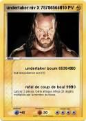 undertaker niv