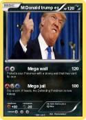 M Donald trump