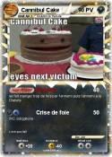 Cannibul Cake