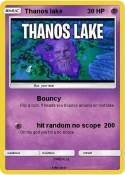 Thanos lake