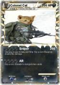 Colonel Cat