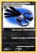 Shadow Lugia xl