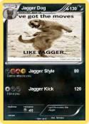 Jagger Dog