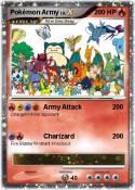 Pokémon Army