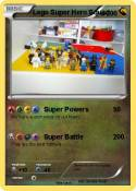 Lego Super Hero