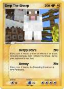 Derp The Sheep