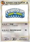 skylanders swap