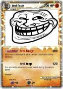trol face