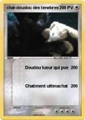 chat-doudou des
