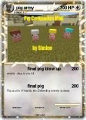 pig army