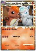 Vulpix and