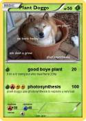 Plant Doggo