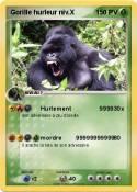 Gorille hurleur