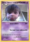 Tyson Talissa i