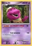 Barney EX