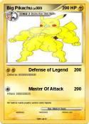 Big Pikachu
