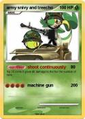 army snivy and