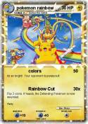 pokemon rainbow