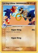 Le ring Ultime