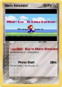 Mario Simulator